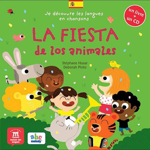 La fiesta de los animales (1CD audio)