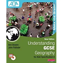 [Understanding GCSE Geography for AQA A New Edition: Student Book] (By: Ann Bowen) [published: April, 2009]