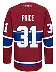 Reebok Montreal Canadiens NHL Carey Price # 31 Maillot Home, L