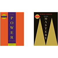 The Concise 48 Laws Of Power (The Robert Greene Collection) + The Concise Mastery (The Robert Greene Collection) (Set of…