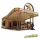 TTCombat - Dinogas Filling Station Deluxe