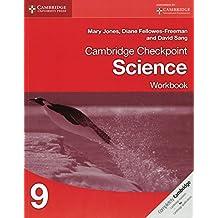 Cambridge checkpoint العلوم workbook 9(Cambridge International examinations)