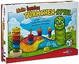 noris Spiele 606011235 - Mein buntes Türmchenspiel, Kinderspiel
