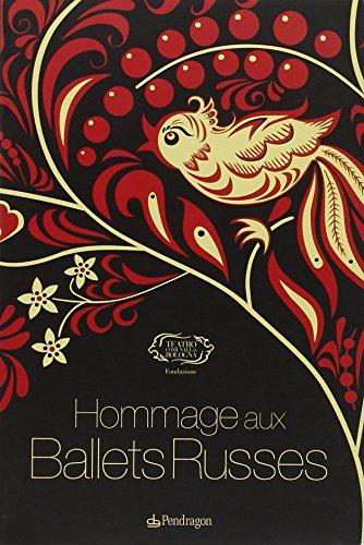 Hommage aux ballet russes (Monografie d'opera)