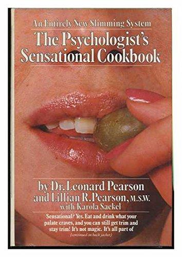 The Psychologist's Sensational Cookbook