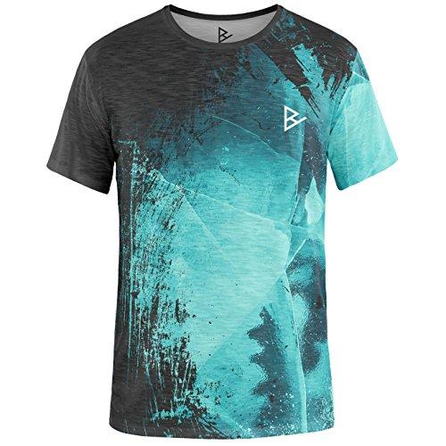 Blowhammer Men's T-Shirt - Dark Ice TS