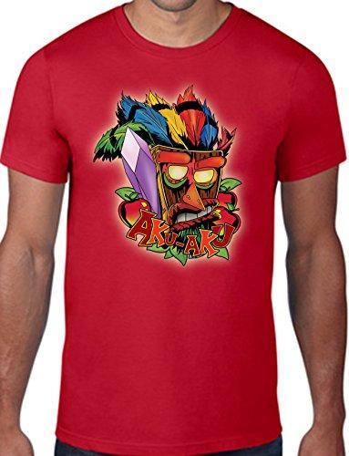 MerchDistributor Herren T-Shirt Rot
