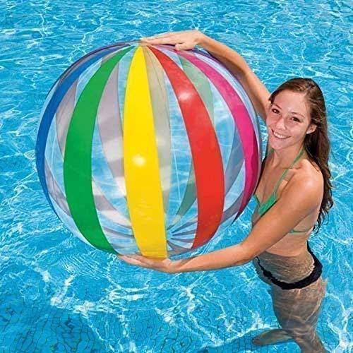 Enfants Piscine Amusant Jouet Gonflable Enfants Jumbo Ballon De Plage 1070mm