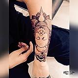"""Tatouage Temporaire ArtWear Tattoo """"Buddha 3"""""""