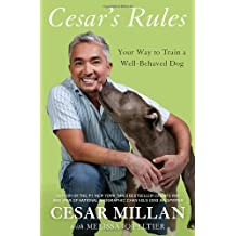 Cesar's Rules: Your Way to Train a Well-Behaved Dog by Cesar Millan (2010-10-05)