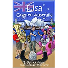 Lisa Goes to Australia (English Edition)