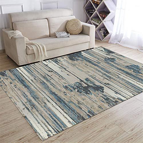 Slittamento del tavolino da salotto con tappeto in fibra di poliestere