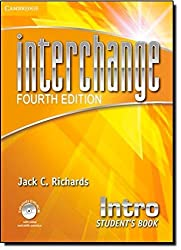 Interchange Intro Student's Book with Self-study DVD-ROM (Interchange Fourth Edition) by Jack C. Richards (2012-06-29)