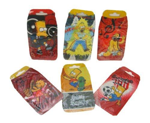 Simpsons Handysocke Custodia Simpson Bart
