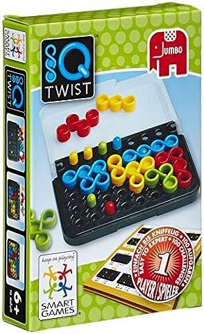 Jeux casse-tête Smart Games IQ Twist.