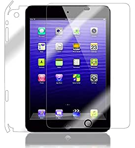 Skinomi TechSkin - Apple iPad mini Screen Protector Ultra Clear Shield + Full Body Protective Skin + Lifetime Warranty (japan import)