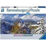 Ravensburger Neuschwanstein Castle Panorama, 2000pc Jigsaw puzzle