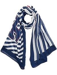 Tommy Hilfiger Thd Logo Stripes, Sombrero de Fieltro para Mujer