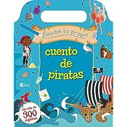 Escribe tu propio cuento de piratas.