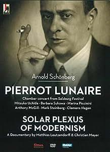 Pierrot Lunaire + Dokumentation (Schönberg)
