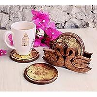 Exquisite Handmade Set di legno da 4