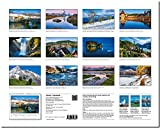 SCHWEIZ - SWITZERLAND: Original St?rtz-Kalender 2018 - Gro?format-Kalender 60 x 48 cm