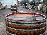 JUNIT 1200 Liter ovales gebrauchtes Barrique-Eichenfass