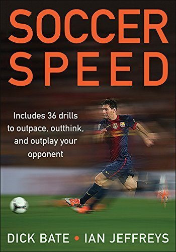 Soccer Speed 1st edition by Bate, Richard (2014) Paperback