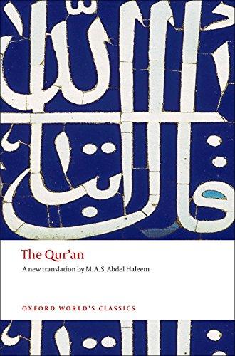 The Qur'an (Oxford World's Classics) - übersetzung Oxford Englisch