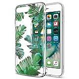 Eouine Coque iPhone Se, Coque iPhone 5s / 5, Etui en Silicone 3D Transparente avec...