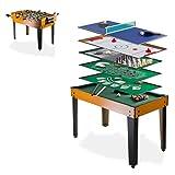 DEMA Tischfußball Multigame 13 in 1
