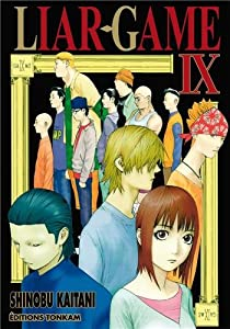 Liar Game Edition simple Tome 9