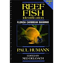 Reef Fish Identification: Florida, Caribbean, Bahamas by Paul Humann (1994-12-03)