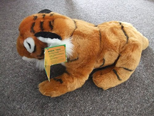 Animal Planet Small Bengal Tiger Plush Soft Toy 22 55cm Buy