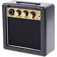 Andoer Electric Guitar Amp Amplifier Speaker Volume Tone Control (PG-5 5W)