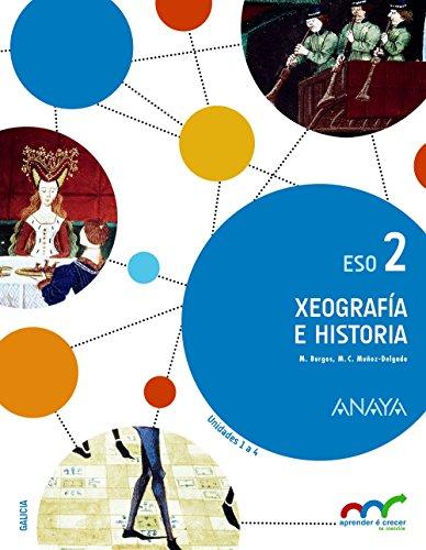 Xeografía e historia 2 (aprender é crecer en conexión)