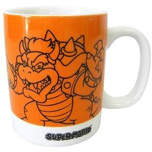 Mug Super Mario Bowser