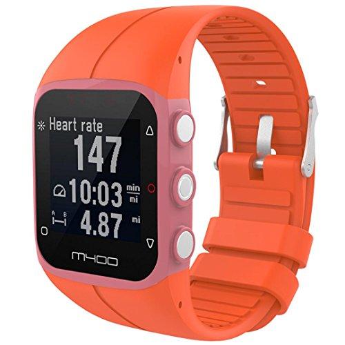 Tragbare Geräte Unterhaltungselektronik Symbol Der Marke Hohe Qualität Silikon Ersatz Armbanduhr Band Für Polar M400 M430 Smart Armband Mit Werkzeug Smart Uhr Strap Profitieren Sie Klein