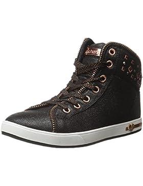 Skechers Mädchen Shoutouts Zipsters Sneaker