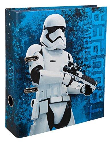 Undercover SWMK7293 Kindergartentasche, Star Wars, ca. 21 x 22 x 8 cm Schulordner A4