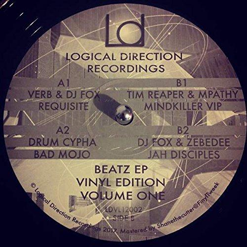 Various - Beatz EP Volume One - Logical Direction Recordings - LDVL12002