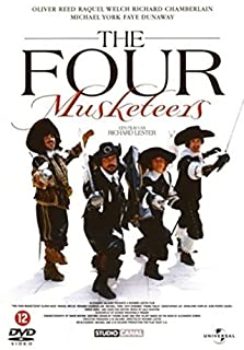 STUDIO CANAL - FOUR MUSKETEERS, THE (1 DVD)