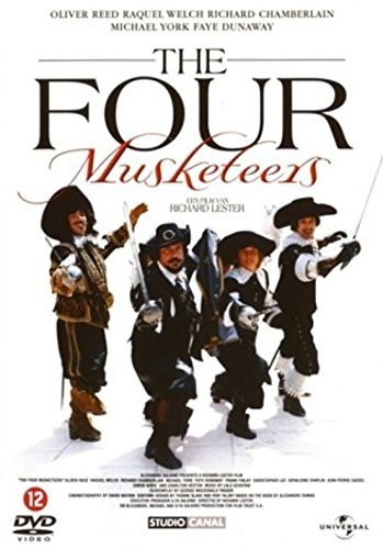 Die vier Musketiere - Die Rache der Mylady / The Four Musketeers (1974) ( The Four Musketeers: Milady's Revenge ) [ Holländisch