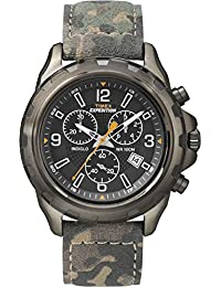 Timex Herren-Armbanduhr Chronograph Quarz T49987