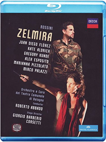 Rossini - Zelmira [Blu-ray]