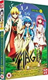Magi The Labyrinth of Magic - Season 1 Part 1 [Reino Unido] [DVD]