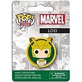 Marvel Comics POP! Pins Chapa Loki