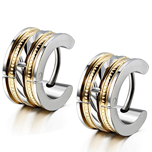 flongo-orecchini-uomo-argento-oro-intervallo-in-acciaio-cerchio-forma-polacco-personalita-stile