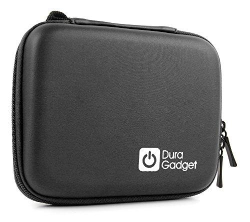 Hartschalen-Tasche mit Karabinerhaken, schwarz für Rollei Actioncam 300/400/410