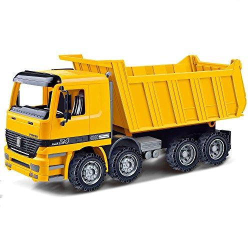 LKW Muldenkipper 35 cm Baufahrzeug Truck Baustelle Baustellenfahrzeug Spielzeug